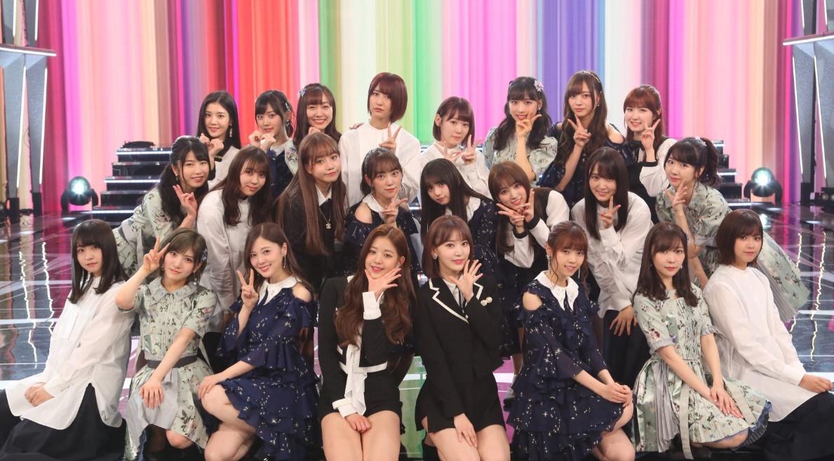 IZ4648,必然性,坂道AKB,乃木坂46,欅坂46,20190204,AKB48,新曲,55th
