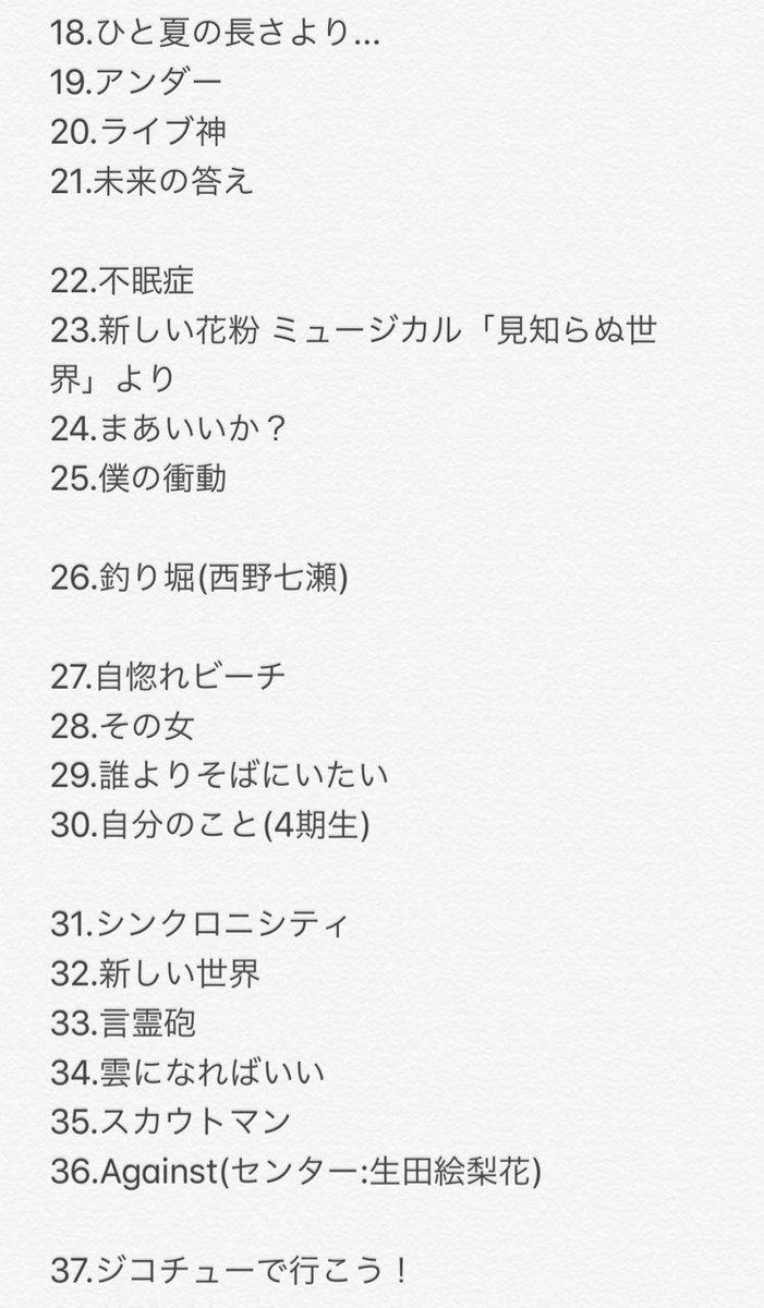 7thバスラ,高山一実,光合成希望,西野七瀬,サプライズ,登場,卒業,201902233