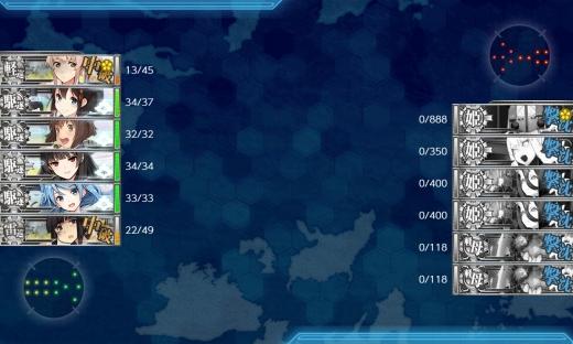 艦これ 2019 冬 E-3 (後半)