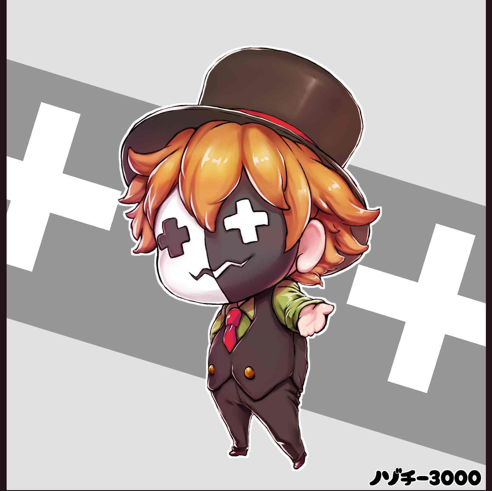 色塗り編レトルトくんとキヨ猫 イラスト描いてみた ノゾチー3000