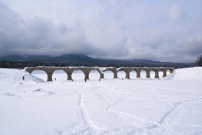 タウシュベツ川橋梁 2