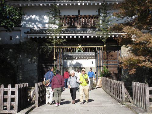 IMG_8911正月飾り(観光客)