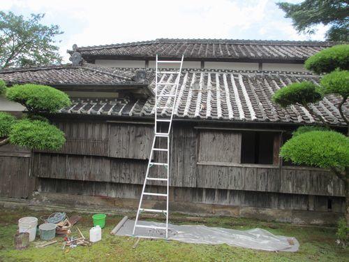 IMG_7967伝左衛門家屋根修理