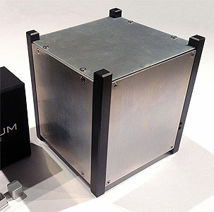 世界初「宇宙葬」特化の人工衛星