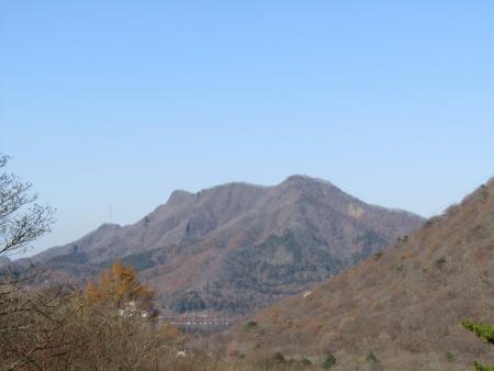 181111相馬山・臥牛山 (4)掃部ヶ岳s