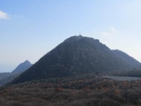 181111相馬山・臥牛山 (14)二ッ岳s