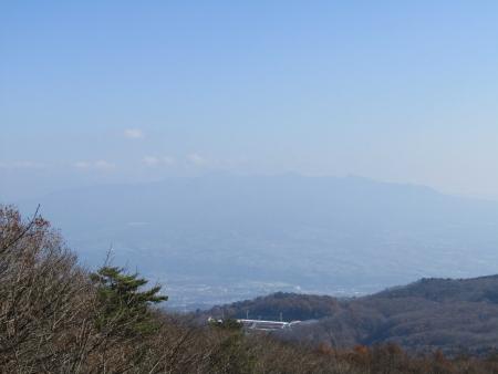 181111相馬山・臥牛山 (15)赤城山s