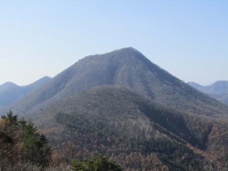 181111相馬山・臥牛山 (17)榛名富士・蛇ヶ岳s