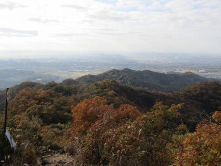 181125三足富士~大小山~山川浅間山 (19)s
