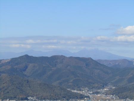 181125三足富士~大小山~山川浅間山 (30)s