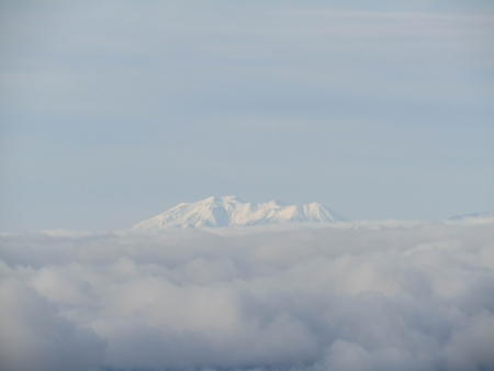 190106黒斑山~蛇骨岳 (12)乗鞍岳s