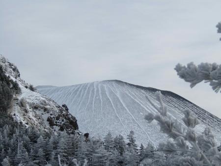 190106黒斑山~蛇骨岳 (19)浅間山s