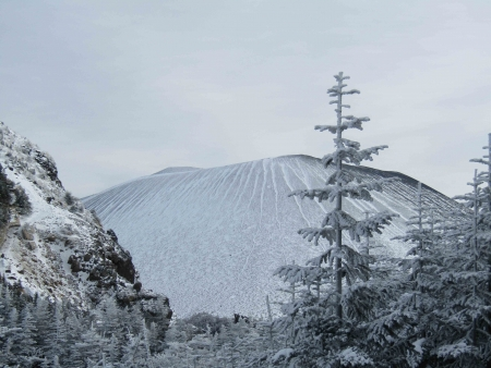 190106黒斑山~蛇骨岳 (20)浅間山s