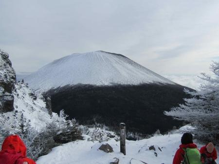 190106黒斑山~蛇骨岳 (22)浅間山s