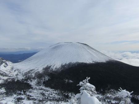 190106黒斑山~蛇骨岳 (39)s