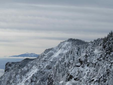 190106黒斑山~蛇骨岳 (46)黒斑山・赤岳s