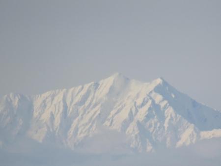 190106黒斑山~蛇骨岳 (49)鹿島槍s