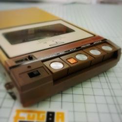 Cassette recorder-02/EL-391-3