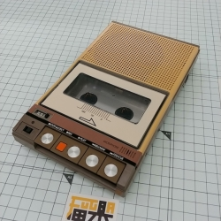 Cassette recorder-02/EL-391-1