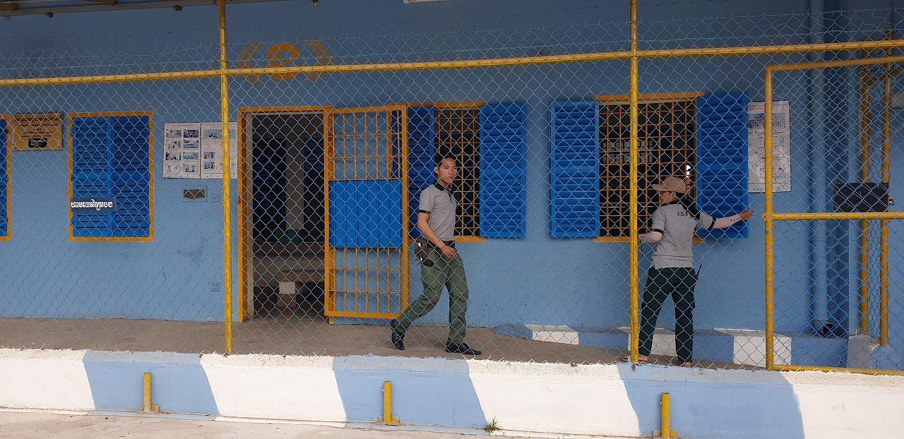 Cambodia刑務所01