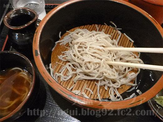 長野MIDORI店もり蕎麦015