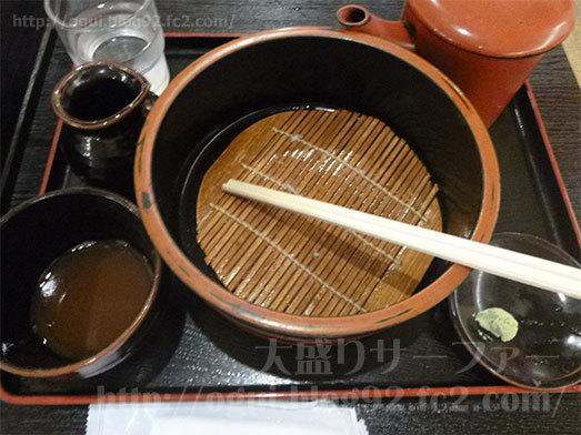 長野MIDORI店もり蕎麦016