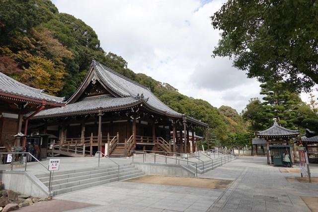 20181205 須磨寺 紅葉 (2)