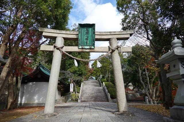 20181205 多井畑厄除八幡宮 (1)