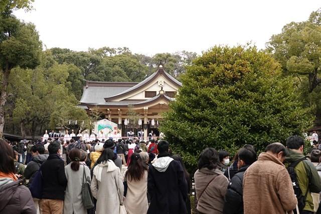 20190203 湊川神社 節分祭 (6)