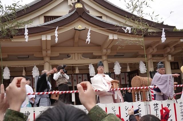 20190203 湊川神社 節分祭 (35)