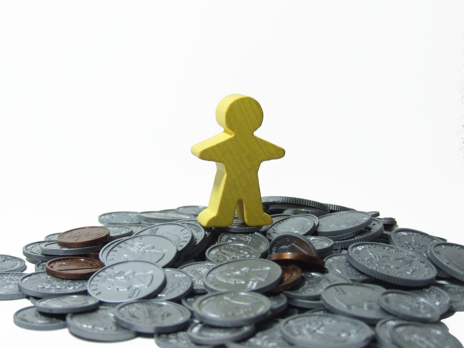 金儲けは悪なのか? お金は神様からのご褒美、あなたの行動とアイデアが形となったもの