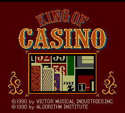 20192King of Casino