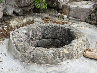 サバウツガー 伊良部島史跡