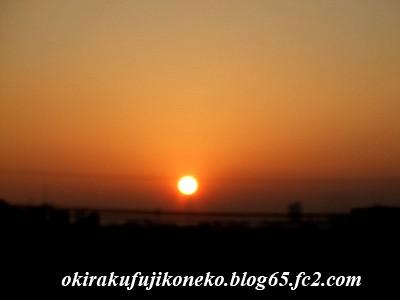 1027夕陽