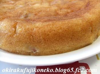 柿ケーキ5