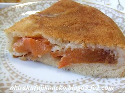 柿ケーキ6