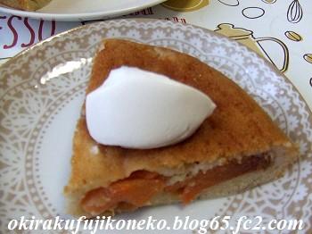 柿ケーキ7