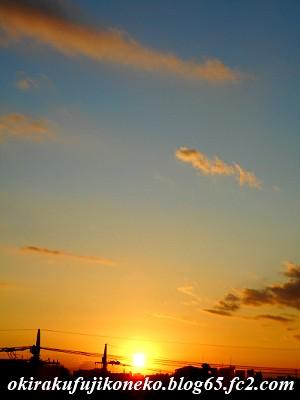 1218夕陽1