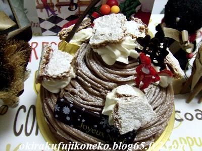 2018クリスマスケーキ1