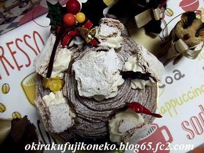 2018クリスマスケーキ2