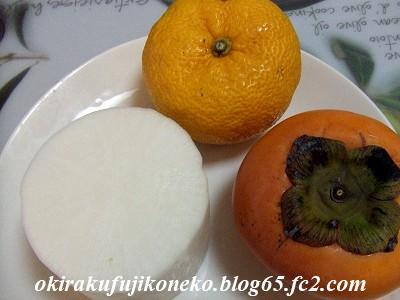 柿なます1
