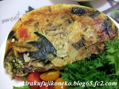 牡蠣キッシュ5