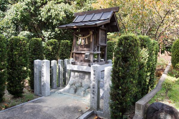 相原郷諏訪社智明神社