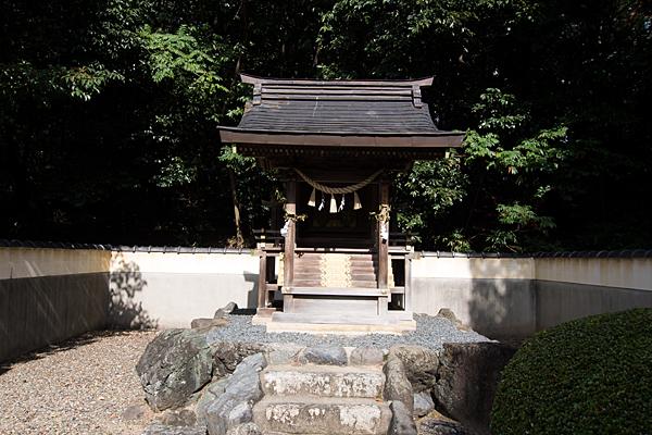 相原郷諏訪社熊野社