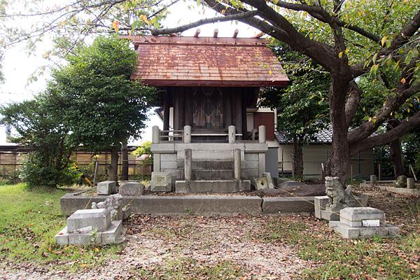 有松神社の社