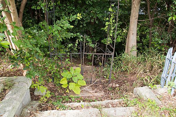有松神社かつての階段
