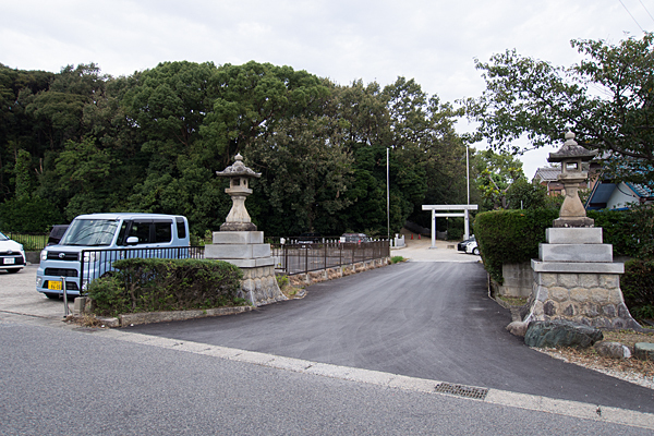桶狭間神明社