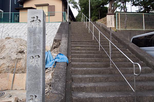 曽根神明社