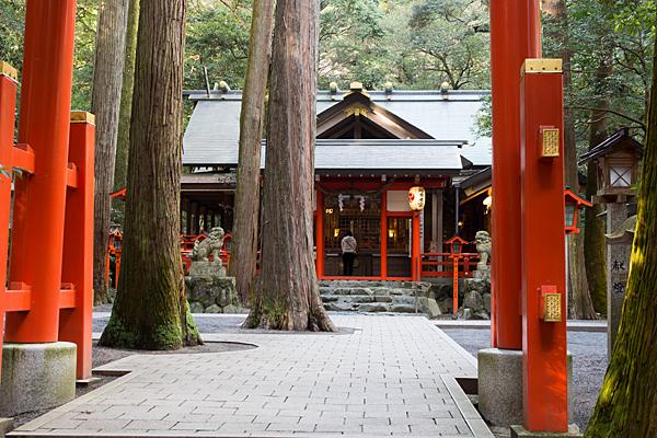 椿大神社椿岸神社