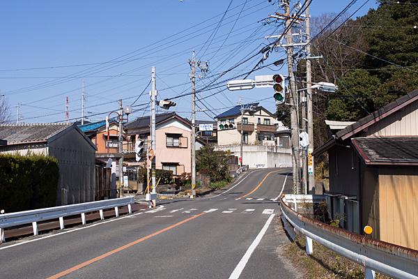 朝日町井後神社前
